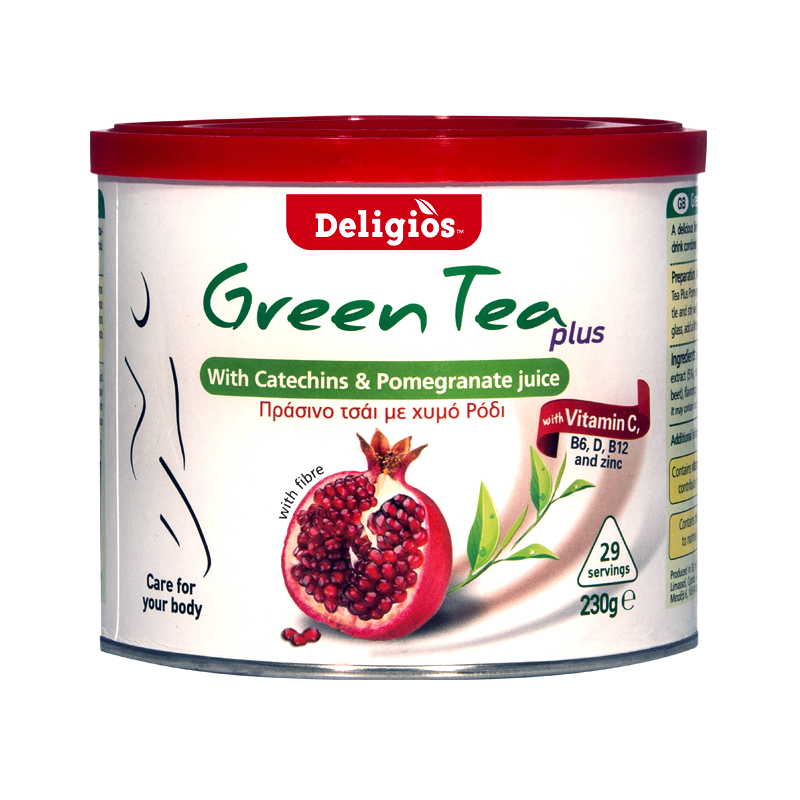 GreenTeaPomegranate